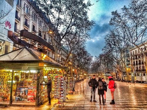 "Barcelona. La Ramblas. • <a style=""font-size:0.8em;"" href=""http://www.flickr.com/photos/26679841@N00/47258881751/"" target=""_blank"">View on Flickr</a>"
