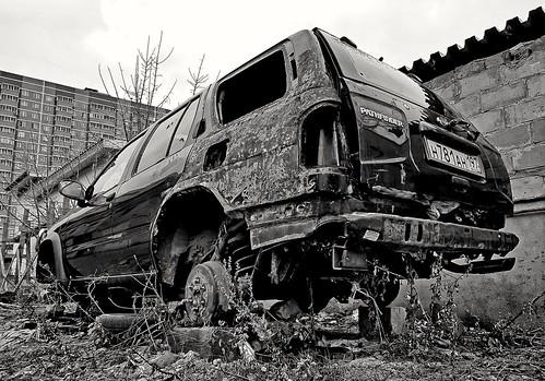 dead iron_9 ©  Sergei F