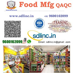 19 food mfg  qaqc sdlinc quality control training 9600162099 (sdlincqualityacademy) Tags: coursesinqaqc qms ims hse oilandgaspipingqualityengineering sixsigma ndt weldinginspection epc thirdpartyinspection relatedtraining examinationandcertification qaqc quality employable certificate training program by sdlinc chennai for mechanical civil electrical marine aeronatical petrochemical oil gas engineers get core job interview success work india gulf countries