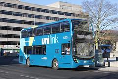 Bluestar 1232 HF18 FFT (johnmorris13) Tags: bluestar unilink 1232 hf18fft alexanderdennis enviro400 enviro400mmc bus