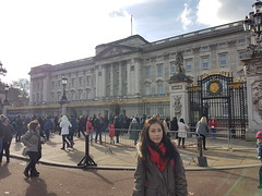 2019.2.11 Changing of the Guard@白金漢宮 Buckingham Palace (amydon531) Tags: baby boys kids brothers justin jarvis family cute winter vacation travel trip england united kingdom britain great 英國 倫敦 london 白金漢宮 buckingham palace changing guard