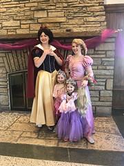 Mother/Daughter Princess Teas 2019
