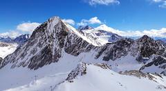 Stubai Alps, Tyrol (Uwe Kögler) Tags: österreich aussicht austria tirol tyrol schaufelspitze stubai stubaieralpen zuckerhütl alpen alps mountains rocks gletscher schnee winter