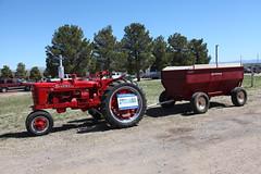 1944 Farmall H (twm1340) Tags: 2019 az arizona flywheelers antique tractor show cottonwood