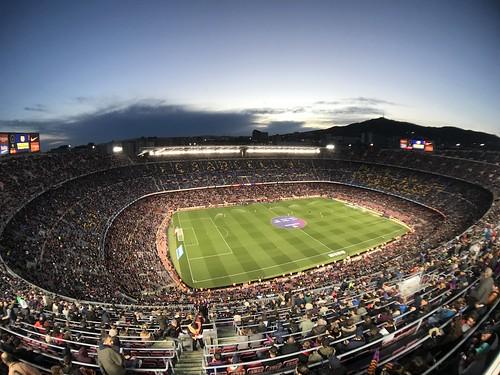 FC Barcelona v Atlético Madrid