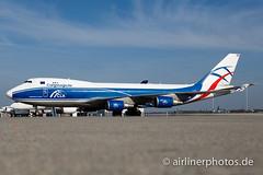 G-CLAA (Airlinerphotos.de) Tags: b747400 cargologicair muc