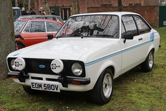 EOM 580V (1) (Nivek.Old.Gold) Tags: 1980 ford escort 16 harrier mk2 bristolstreetmotors birmingham