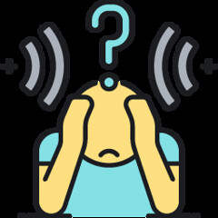 Auditory Hallucination: Auditory Hallucinatio is a form of hallucination that involves perceiving sounds without auditory stimulus. (Eric Van Buskirk) Tags: psychology psychologicaldisorders mentalhealth anxiety psychosis illustrations icons