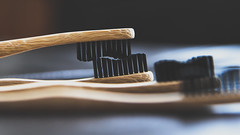 ... (HW111) Tags: smileonsaturday treefinity bamboo biodegradable brush charcoalbristles toothbrushes ree