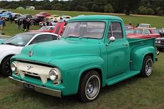 Ford F100 Pickup (R.K.C. Photography) Tags: ford f100 pickup truck classic ssl841 1954 american knebworthclassicmotorshow 2018 knebworth hertfordshire england unitedkingdom uk stevenage canoneos100d