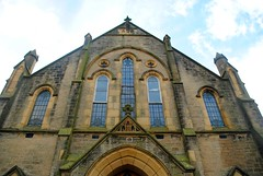 Hawes Methodist Church (zawtowers) Tags: hawes north yorkshire upper wensleydale dales england countryside rural market town famous cheese saturday 16th february 2019 dry sunny bright methodist church place worship