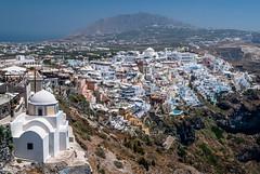 Santorini (sklachkov) Tags: santorini greece islands travel travelphotography architecture vacations
