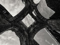 20190224-0063-Edit (www.cjo.info) Tags: bw europe europeanunion historicscotland jedburgh jedburghabbey m43 m43mount microfourthirds nikcollection olympus olympusmzuikodigitaled918mmf4056 olympuspenf scotland scottishborders silverefexpro silverefexpro2 unitedkingdom westerneurope abbey architecture blackwhite blackandwhite carving cloud digital gothic monochrome religion religiousbuilding ruins sky stone stonework