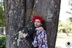 Romantic Goth (pusadolfo) Tags: 2019 argentina buenosaires goth photoshoot portrait romantic rosedal sesion
