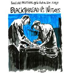 Blackthread_VS_Witxes (sylvain.cnudde) Tags: sketch électro ambiant croquis brushpen ink encre dessin drawing dibujo