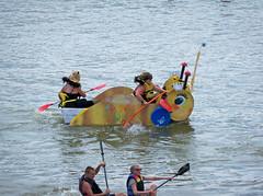 OH New Richmond - Cardboard Boat Regatta 4 (scottamus) Tags: newrichmond ohio clermontcounty fair festival event cardboardboatregatta ohioriver