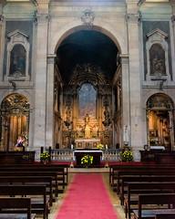 In the Sanctuary 8 (Gene Mordaunt) Tags: portugal lisbon lisboncathedral sanctuary church altar architecture nikon810