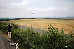 I'm sure I heard a rat in there, Bristol Airport, Lulsgate Bottom, Somerset (Kev Slade Too) Tags: lzbhg airbus a320 bhair bgh5539 balkanholidays5539 runway09 eggd bristolairport lulsgatebottom somerset