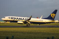SP-RSG   Ryanair Sun   Boeing B737-8AS(WL)   CN 44841   Built 2018   DUB/EIDW 20/12/2018   ex EI-GSA (Mick Planespotter) Tags: aircraft airport 2018 dublinairport collinstown sharpenerpro3 nik sprsg ryanair sun boeing b7378aswl 44841 dub eidw 20122018 eigsa flight