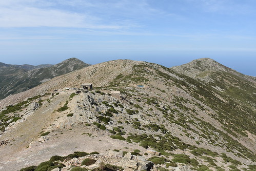 Agios Dikeos summit