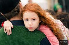 Pelirroja (.Alejandro Rubio.) Tags: pelirrojo pelirroja irlanda redhead girl alerubio child nena niña rojo pelo largo irish