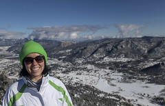 Summited (noname_clark) Tags: rockymountainnationalpark outdoor hike snow lillymountain katherine mountain green
