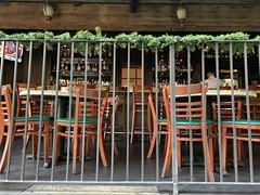 Perricone's  Restaurant Brickell Closing (Phillip Pessar) Tags: perricone's restaurant brickell closing miami downtown