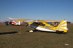 170408_124_SnF_N869TT (AgentADQ) Tags: sun n fun flyin expo airshow airplane plane lakeland florida 2017 champion skytrac ch7b n869tt