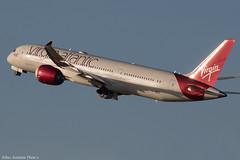 G-VBZZ 1402 copy (Baz Aviation Photo's) Tags: gvbzz boeing 7879 dreamliner virgin atlantic vir vs heathrow egll lhr 27l vs250