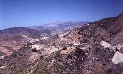 Malaga mountains (Arne Kuilman) Tags: lostandfound photos photonotmine scan v600 epson holiday found gevonden spain malaga 1960