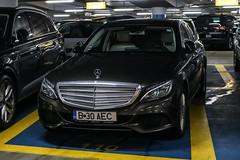 Romania (Bucharest) - Mercedes-Benz C-Class W205 (PrincepsLS) Tags: romania romanian license plate b bucharest germany potsdam spotting mercedesbenz cclass w205