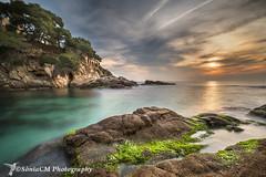 Morning Sun (Sònia CM) Tags: fuji fujifilm fujinon 1024 xt2 fujixt2 sea sky seascape mar morning morninglight rocks water waterscapes catalunya girona