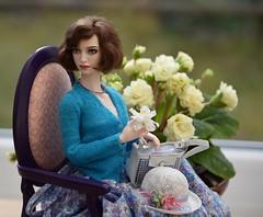 Rosie by Natalia Loseva (stashraider) Tags: natalialoseva resin ball jointed doll