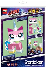 Staticker Unikitty - Packaging