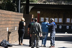 Police Shooting Range (david55king) Tags: david55king israel haifa police volunteers policevolunteers civilguard shooting range shootingrange ישראל חיפה משטרה מתנדבים מתנדבימשטרה משמראזרחי משאז אקם אקמ מטווח מלמש shfaram שפרעם