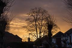 Addlestone sunset (201903013_1) (Graham Dash) Tags: addlestone clouds sunsets sunsetsaddlestone 2019pad