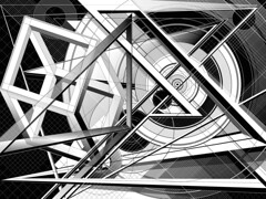 DX.028 (Marks Meadow) Tags: abstract abstractart geometric geometricart design abstractdesign neogeo color pattern illustrator vector vectorart hardedge vectordesign interior architecture architectural blackwhite surreal space perspective colour asymmetry structure postmodern element cubism technology technical diagram composition aesthetic constructivism destijl neoplasticism decorative decoration layout contemporary symmetrical mckie isometric