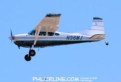 N36MJ (PHLAIRLINE.COM) Tags: philadelphiainternationalairport kphl phl bizjet spotting spotter airline generalaviation planes flight airlines philly klom lom