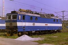 CD 362167-9 (bobbyblack51) Tags: cd class 362 skoda type 69e bobo electric locomotive 3621679 dkv brno malomerice 2006