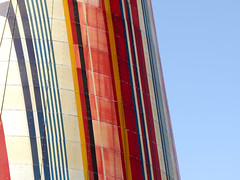 (only lines) Tags: seville expo92 pavilionofeurope architecture tower spain