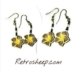 Flower earrings Retrosheep.com #handmadejewelry #retrosheep #cats #gifts #personalised #necklace #earrings #keyring #knitwear #fashion #socks #hats #Amazonhandmade #amazon #ebay #etsy #FolloMe #share #blog #join #subscribe #followforfollowback #pagan #cel (RetrosheepCharms) Tags: flower earrings retrosheepcom handmadejewelry retrosheep cats gifts personalised necklace keyring knitwear fashion socks hats amazonhandmade amazon ebay etsy follome share blog join subscribe followforfollowback pagan celtic viking wiccan
