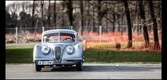 Jaguar XK120 Coupe (Laurent DUCHENE) Tags: godsavethecars auto automobile automobiles autodrome motorsport linasmontlhéry classiccar car 2018 youngtimer jaguar xk120 coupe