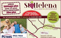 Lot 102 St Helena, Lochinvar NSW