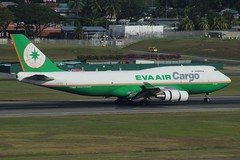 Eva Air Cargo (So Cal Metro) Tags: airline airliner airplane aircraft plane jet aviation airport singapore sin changi