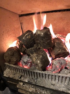 06-02-2019 Getting the fire going