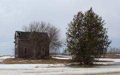 Abandoned Houses (kevinmklerks) Tags: abandoned houses ghost historical history farm