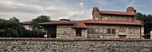 Nessebar -St. Stephen Church [11th to 13th century]