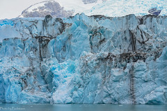 Ice wall / Ледовая стена (Vladimir Zhdanov) Tags: travel argentina patagonia elcalafate spegazzini glacier lagoargentino lake water ice mountains mountainside andes nature landscape