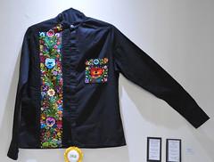 Camisa Mexico Shirt Oaxaca Textiles (Teyacapan) Tags: embroidery shirt camisa oaxaca mexican museum textiles ropa clothing