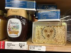 Honey and Honeycomb (jjldickinson) Tags: appleiphonese honey packaging honeycomb